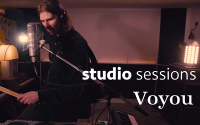 Studio Sessions • Voyou