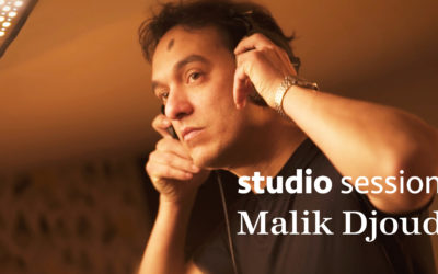 Studio Sessions • Malik Djoudi