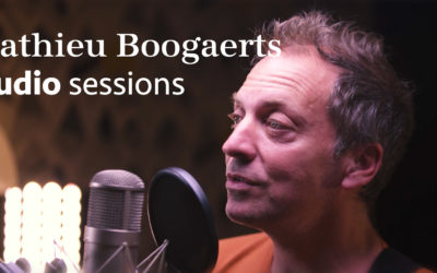 Studio Sessions • Mathieu Boogaerts