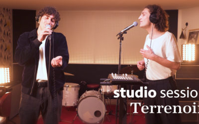 Studio Sessions • Terrenoire
