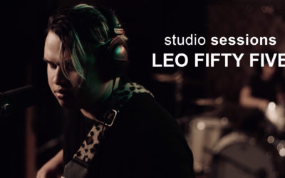 Studio Sessions • Leo Fifty Five