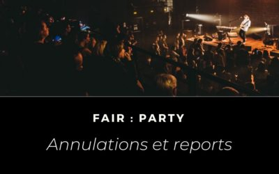 INFORMATIONS – FAIR : PARTY