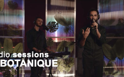 STUDIO SESSIONS • LABOTANIQUE